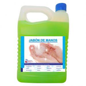 Jabón de Manos Límon